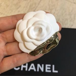 Chanel 3D Limited Camellia Flower